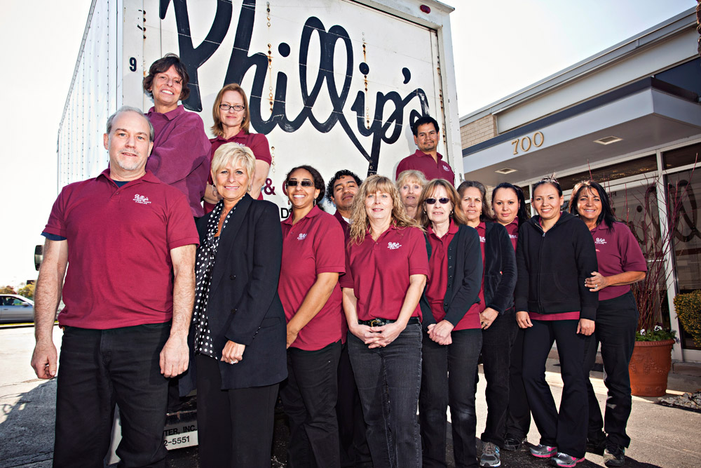 Phillip's Service Team