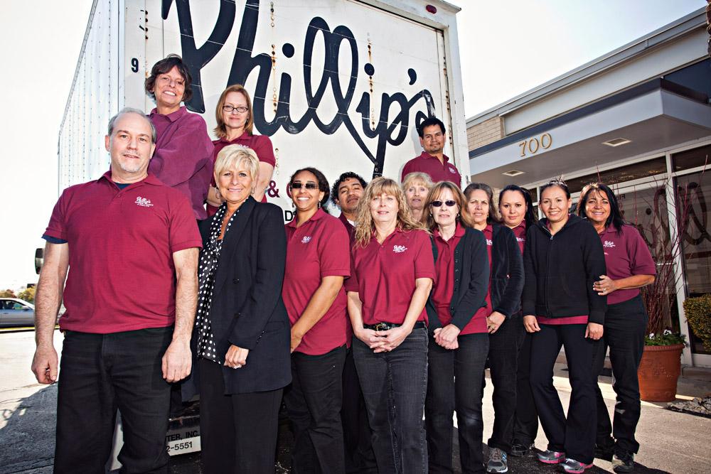 Phillip's Service Team