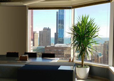 Corporate office in Chicago