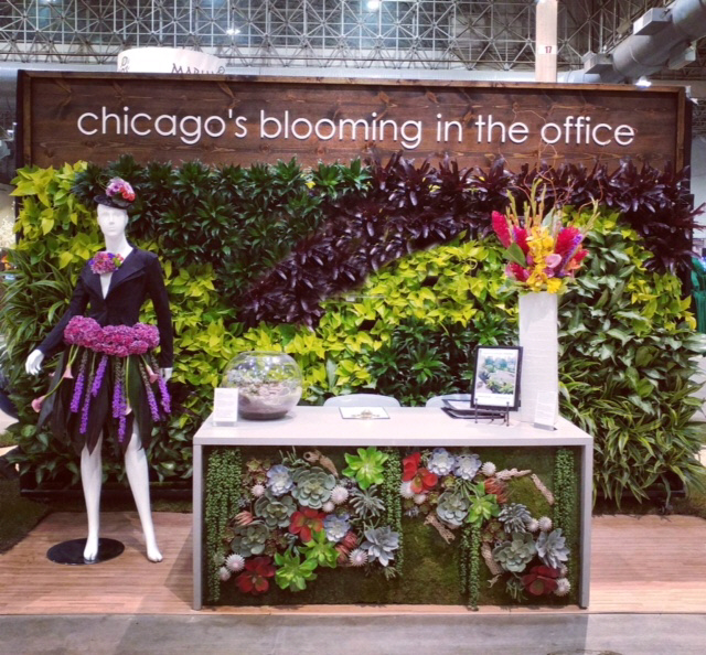 Chicago Flower and Garden Show 2017 – Chicago's Blooming!