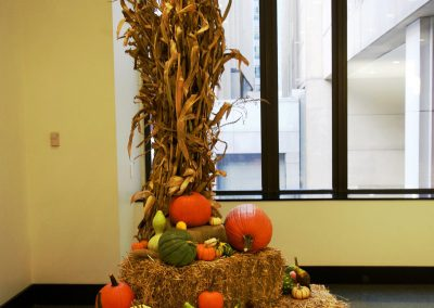 Interior Fall Display